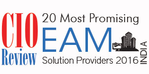 20 Most Promising EAM Solution Providers - 2016