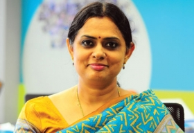 Shyamala Jayaraman, Senior Vice President - ERP Solution, Ramco Systems