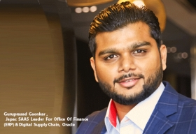 Guruprasad Gaonkar, JAPAC SaaS Leader for Office of Finance (ERP) & Digital Supply Chain, Oracle