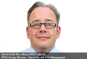 Steven Little BSc. (Hons) FRICS MIAM, WYG Group, Director – Surveying and Asset Management